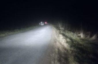 Пьяный водитель сломал нос и колено на трассе в Тверской области