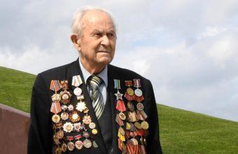В Тверской области на 96-ом году ушёл из жизни ветеран Евгений Книга