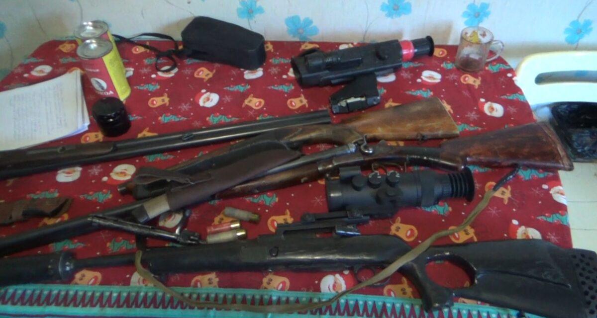В Тверской области накрыли две подпольные оружейные мастерские