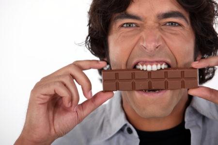 В Тверской области магазинный вор был неравнодушен к шоколаду