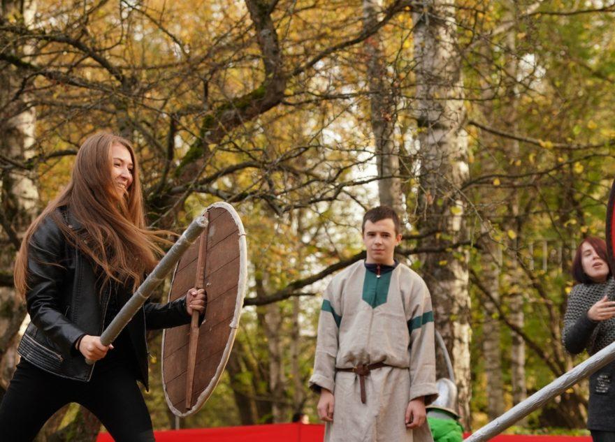 В Твери презентуют книгу о православном боевом искусстве