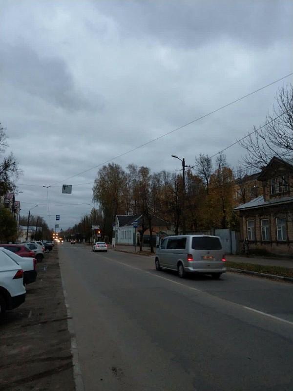 В Твери открыли движение на улице Спартака