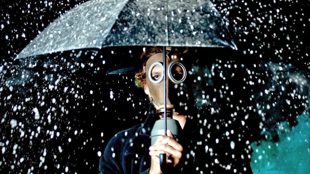 """""""ТОП Тверь"""" выяснил, нужно ли носить маски в дождь"""