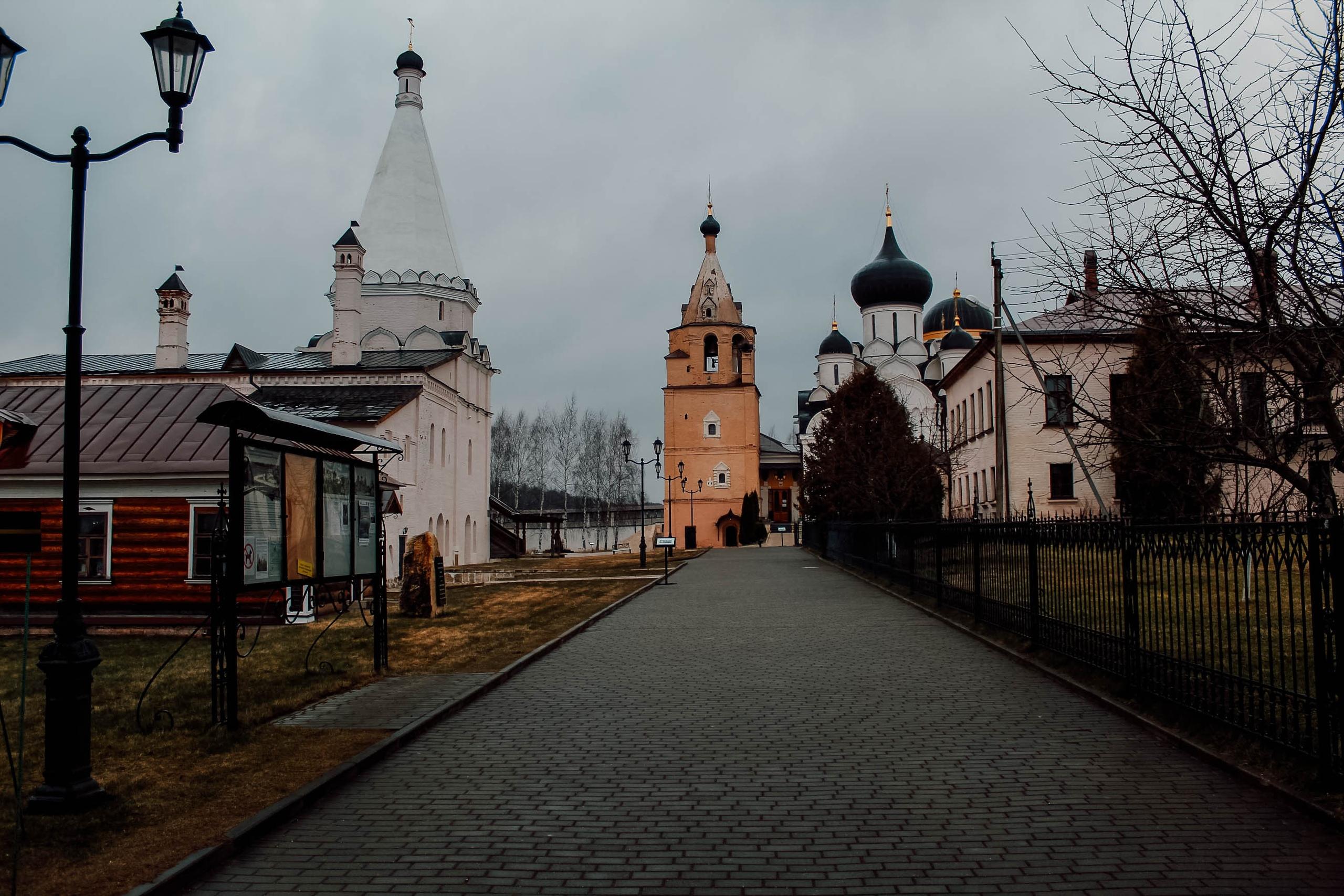 Монастырь в Тверской области закрыли на карантин: у монахов ковид