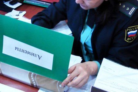 Алиментщик из Тверской области отправится в колонию-поселение