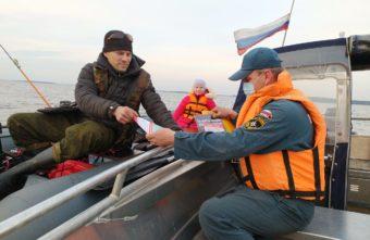 Десятки рыбаков утонули в Тверской области с начала года