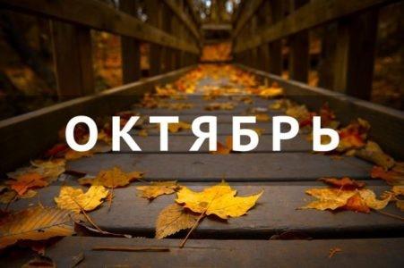 12 изменений октября: законы, которые нужно знать