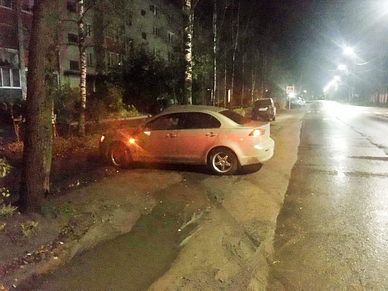 Девушка пострадала в Тверской области после столкновения машины с березой