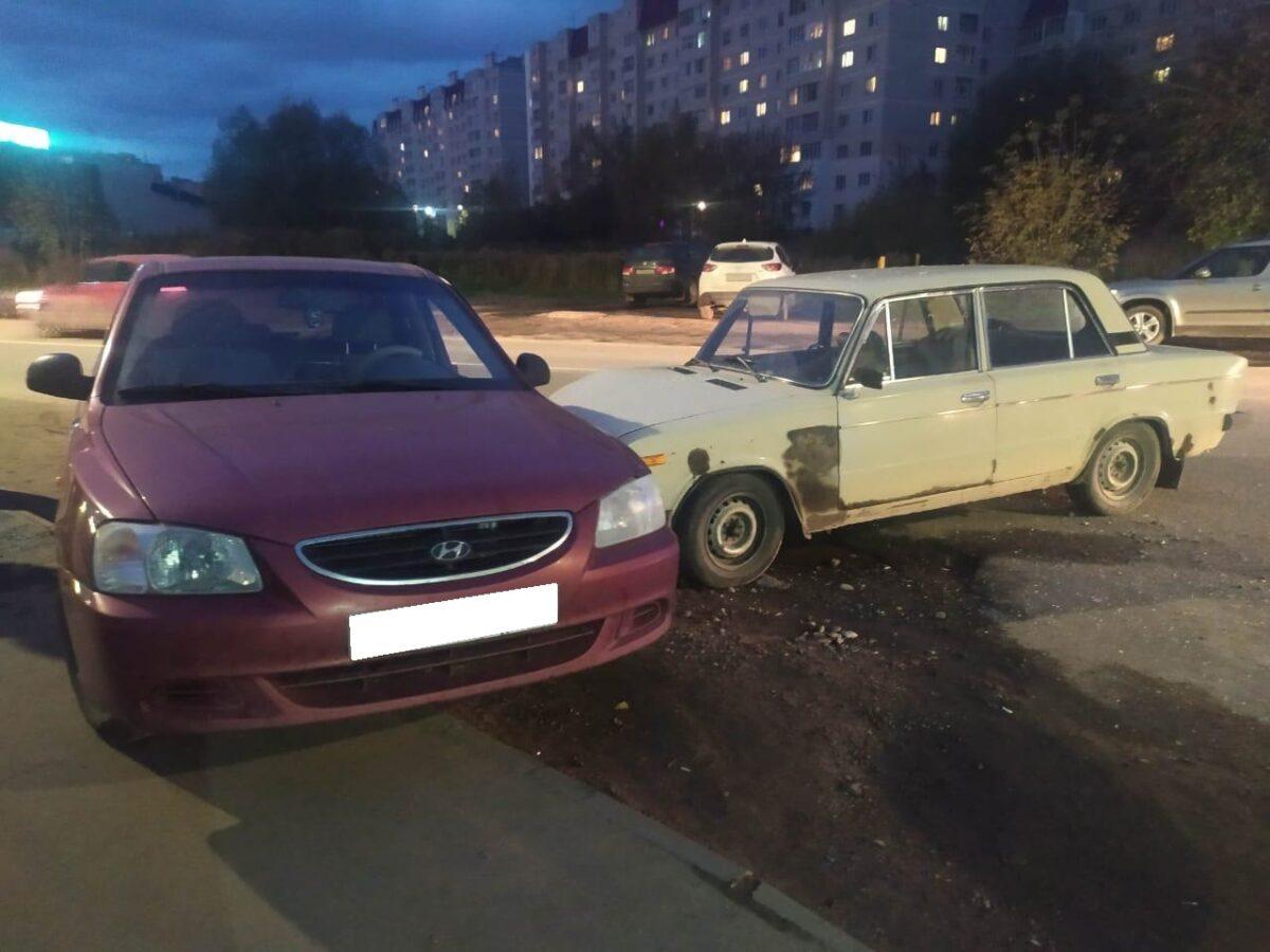 7-месячная девочка пострадала в ДТП в Твери