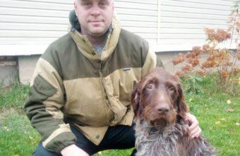 Пропавший на охоте пес Грей нашелся в 200 километрах в Тверской области