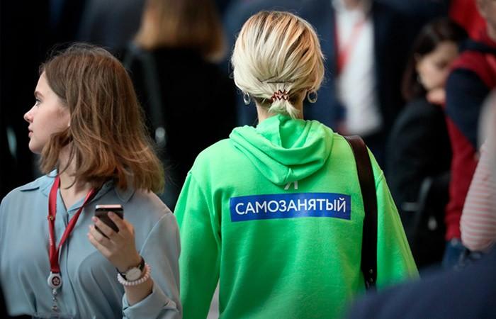 Больше 4100 жителей Тверской области признались, что они самозанятые
