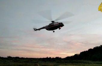 Пациента в Тверской области экстренно транспортировали вертолётом
