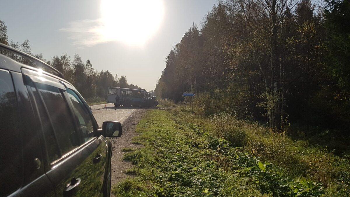 Смертельное ДТП с автобусом произошло в Тверской области