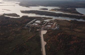 К 2023 году в устье реки Шоша Тверской области смогут принимать туристические суда