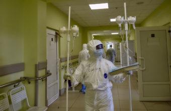 Тверские и московские медики обмениваются опытом в лечении пациентов с коронавирусом