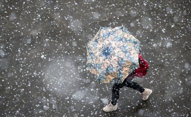 Синоптики рассказали, когда в Тверскую область придет зима