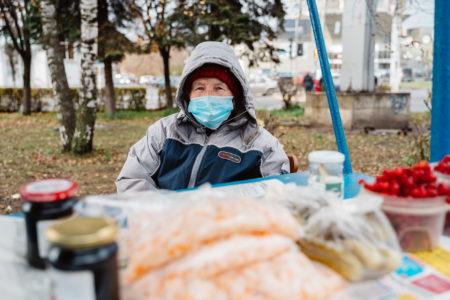 Всё правильно: жители Тверской области понимают важность ношения масок