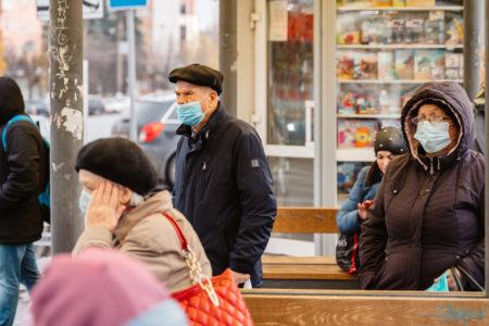 Четверо жителей Тверской области пошли под суд за отсутствие масок