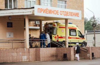 Тверские врачи спасли жизнь учительнице с большим поражением лёгких