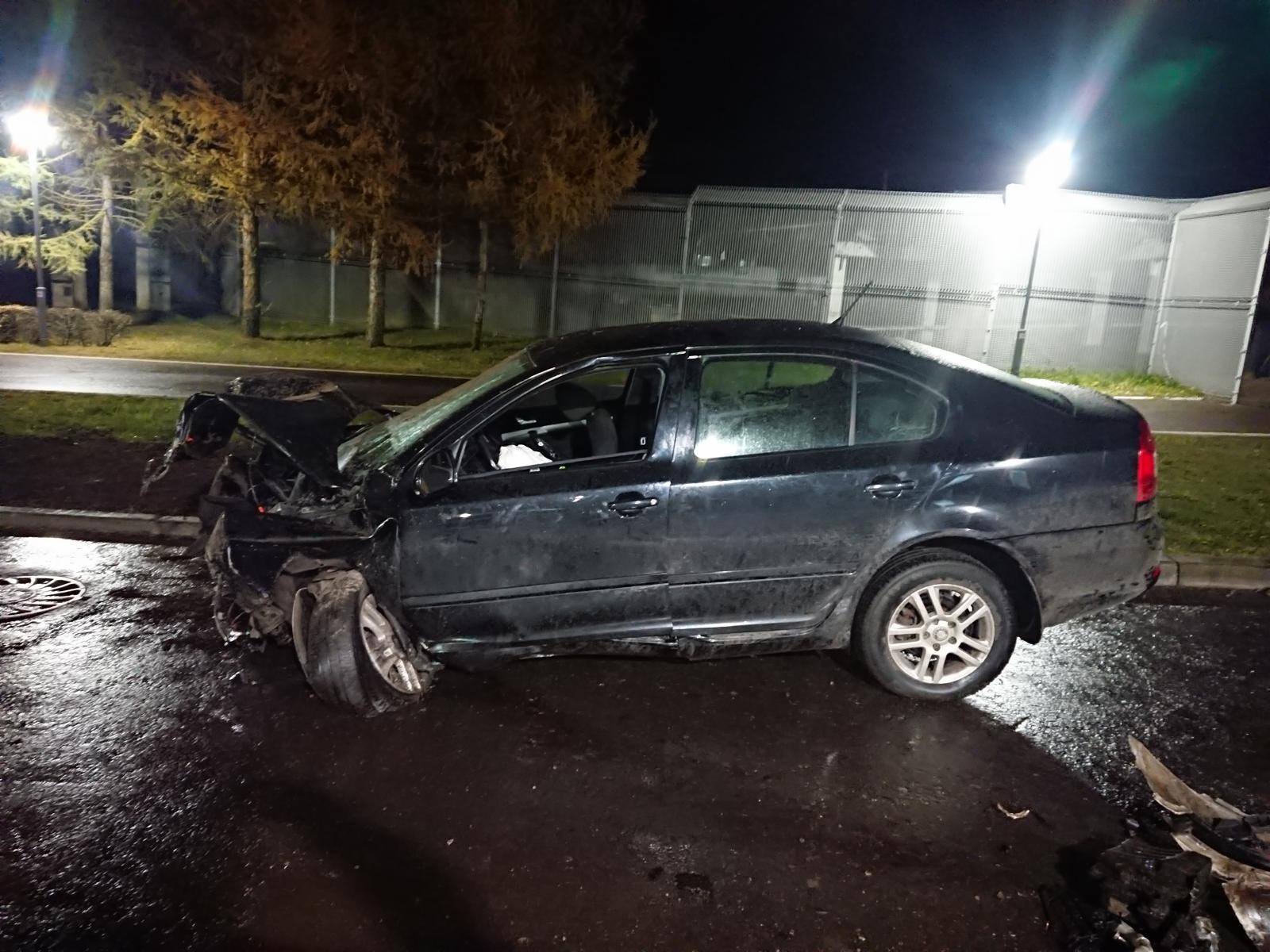В ДТП в Тверской области пострадали трое молодых людей
