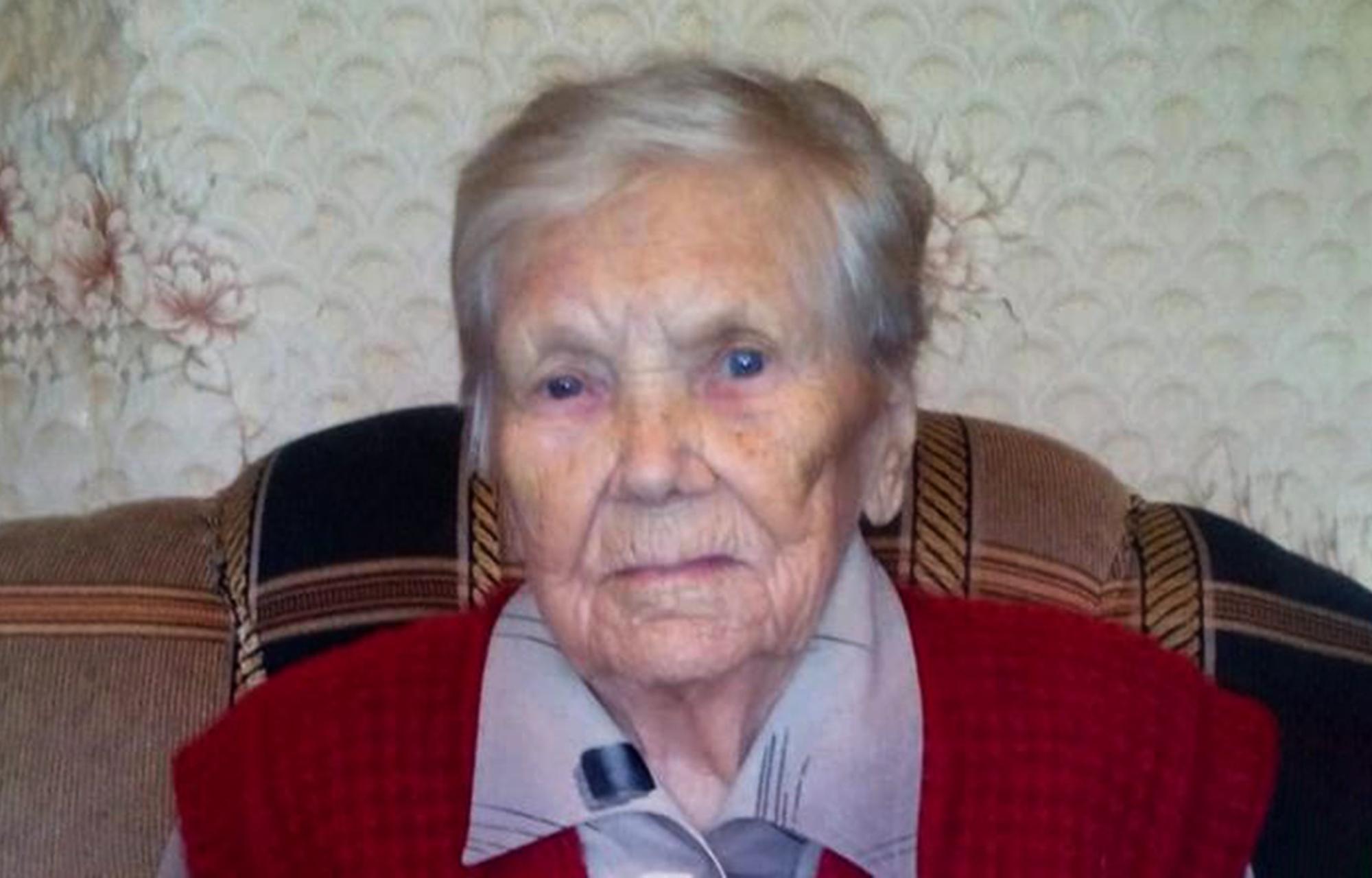 В Тверской области отмечает 100-летний юбилей военная медсестра
