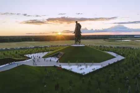 Автор Ржевского мемориала рассказал, какое событие изменило вид памятника