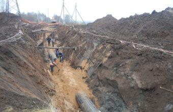 На пути тверского водовода препятствий почти не осталось