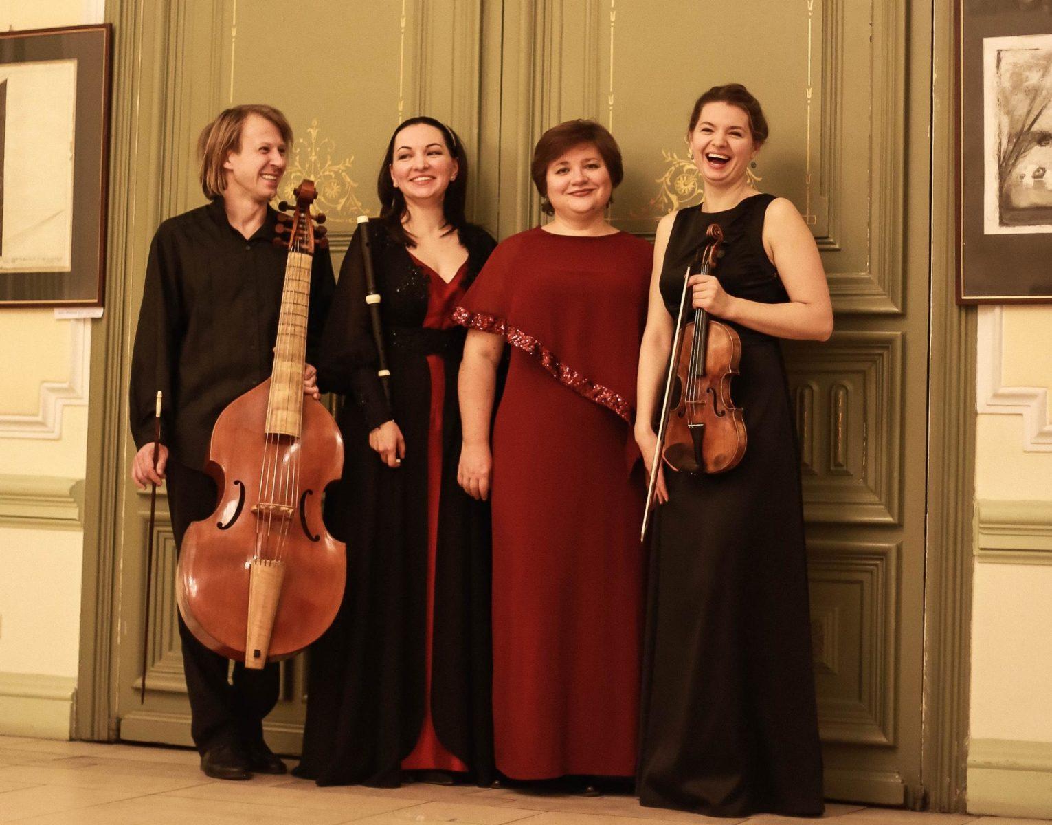 В Тверской филармонии прозвучит музыка композиторов XVIII века, писавших для гамбургского театра