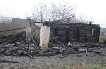 В Тверской области устанавливают обстоятельства гибели людей в огне