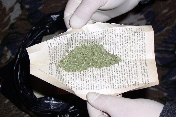 У безработного жителя Тверской области нашли наркотики