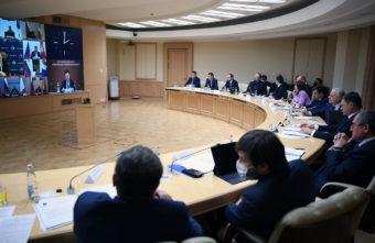 Игорь Руденя принял участие в совещании по концепции газификации в Правительстве РФ