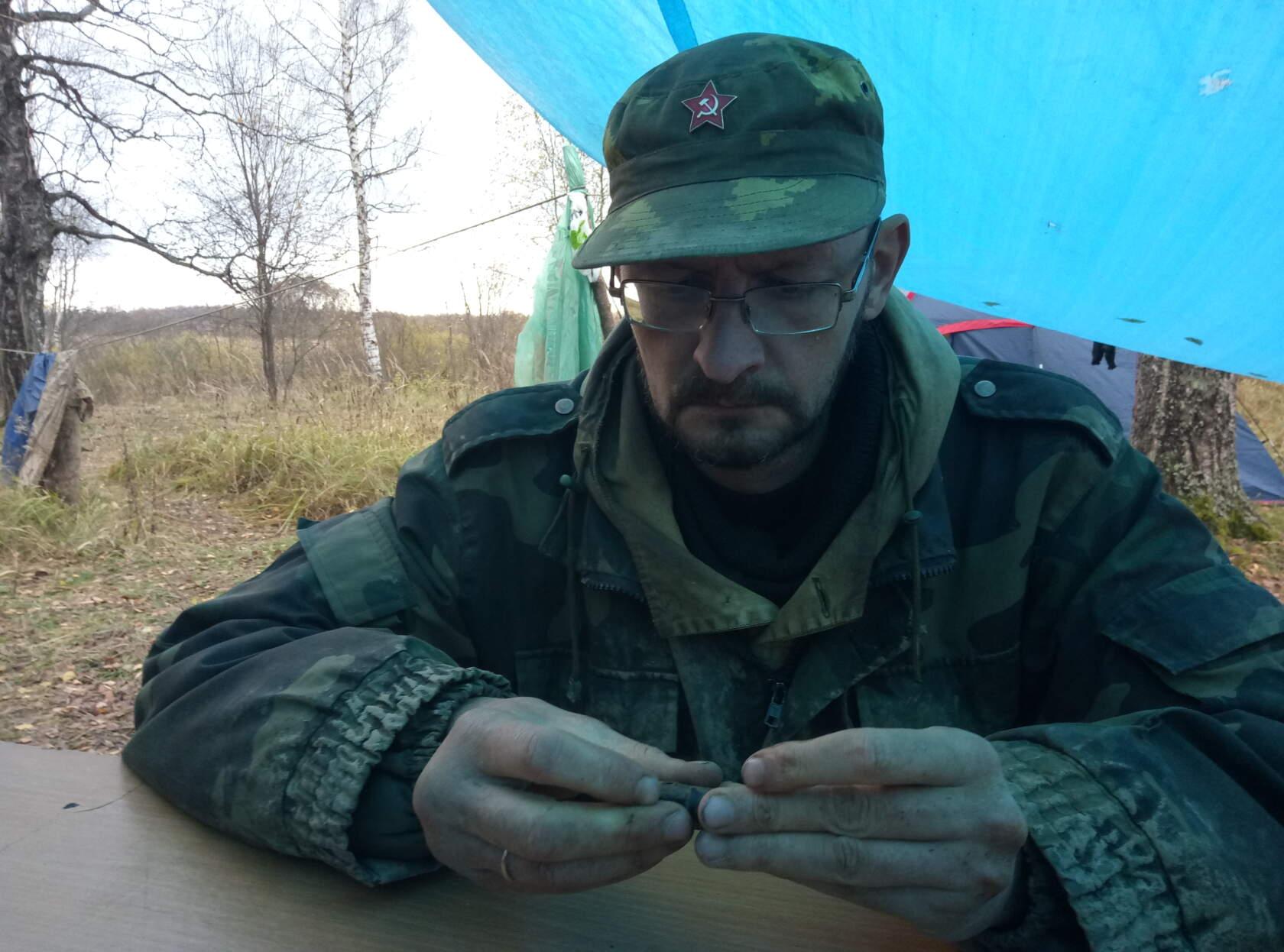 Поисковики нашли в Тверской области солдата, который числился перезахороненным