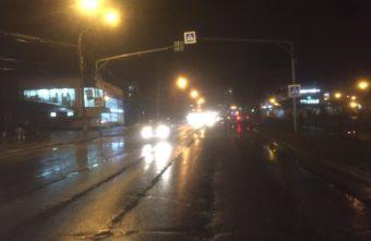 В Тверской области «Фольксваген» сбил женщину на пешеходном переходе