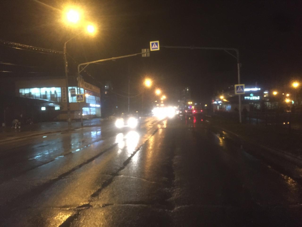 Дорожно-транспортное происшествие произошло 24 ноября в 17.20 на улице Энергетиков у дома 11А в городе Конаково. Об этом сообщила Госавтоинспекция Тверской области. Автомобиль