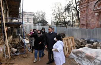 В Твери откроют самый большой в регионе Центр амбулаторной онкопомощи
