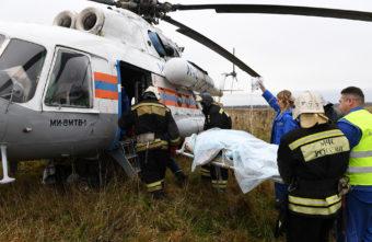 Санавиация Тверской области спасает жизнь пациентам из районов