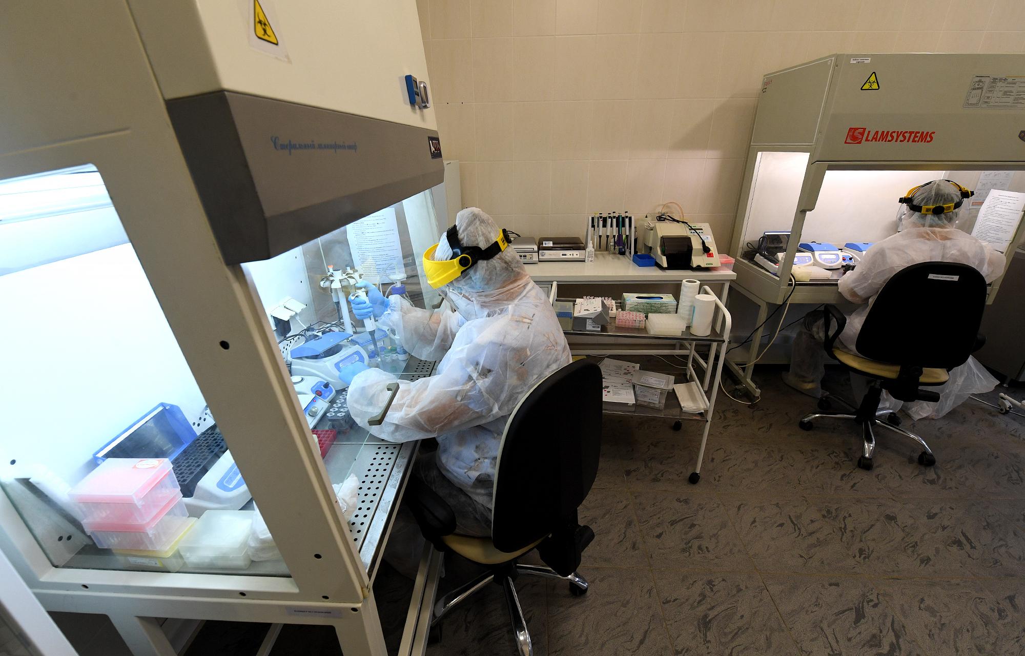 В Твери появилась возможность быстрее выявлять коронавирус