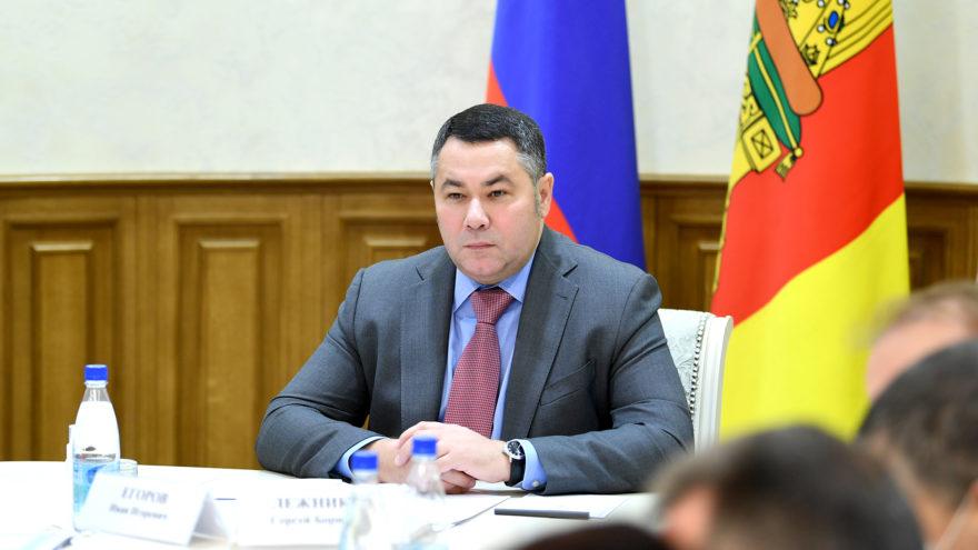 В Тверской области оборудуют дополнительные койки для пациентов с коронавирусом