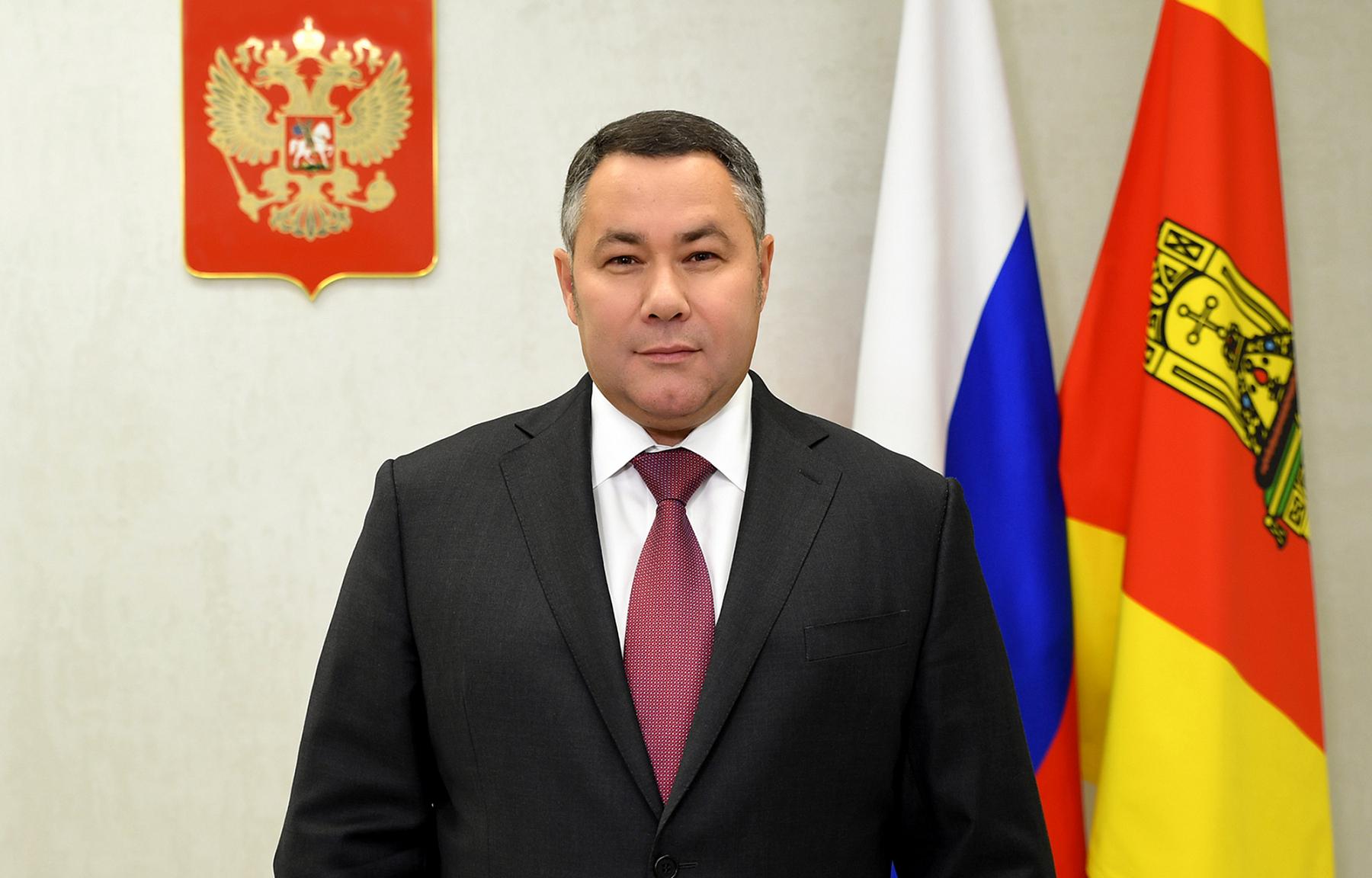 Игорь Руденя поздравил военнослужащих Тверской области с Днём ракетных войск и артиллерии