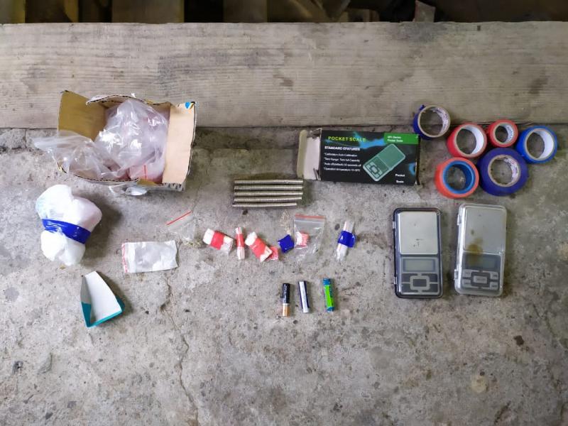 В Тверской области у водителя нашли наркотики в сигаретной пачке