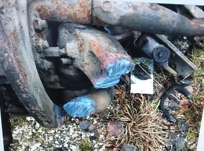 Жительница Тверской области позарилась на детали от разобранного грузовика