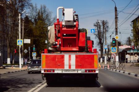 Счёт шел на секунды: тверские пожарные спасли женщину