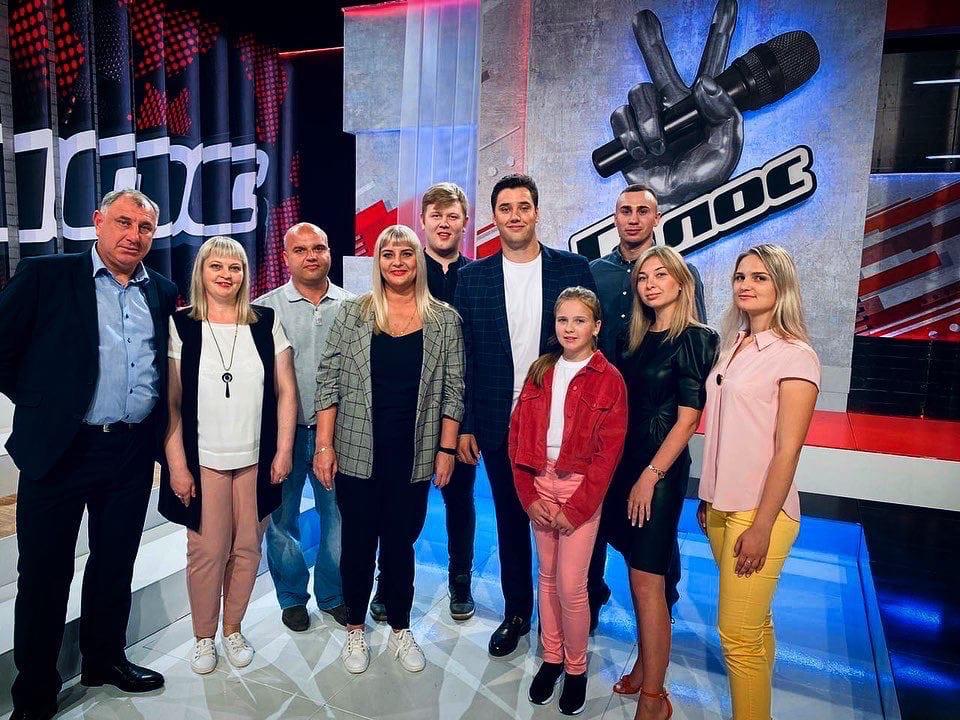 В шоу «Голос» от Тверской области участвует двойник Элвиса Пресли