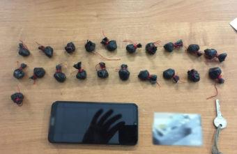 Четверо членов ОПГ делали в Твери закладки с наркотиками