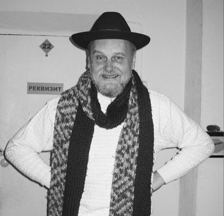 В Твери скончался талантливый артист и педагог Сергей Коноплёв