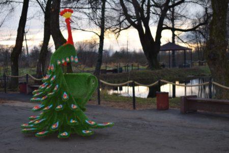 В Тверской области появилась Жар-птица, которая может заменить ёлку