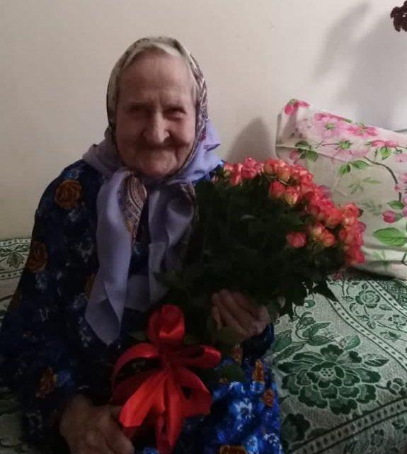 Игорь Руденя поздравил со 100-летием ветерана войны Екатерину Власову