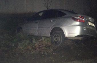 В Тверской области ещё одно ДТП: пьяный водитель снёс столб