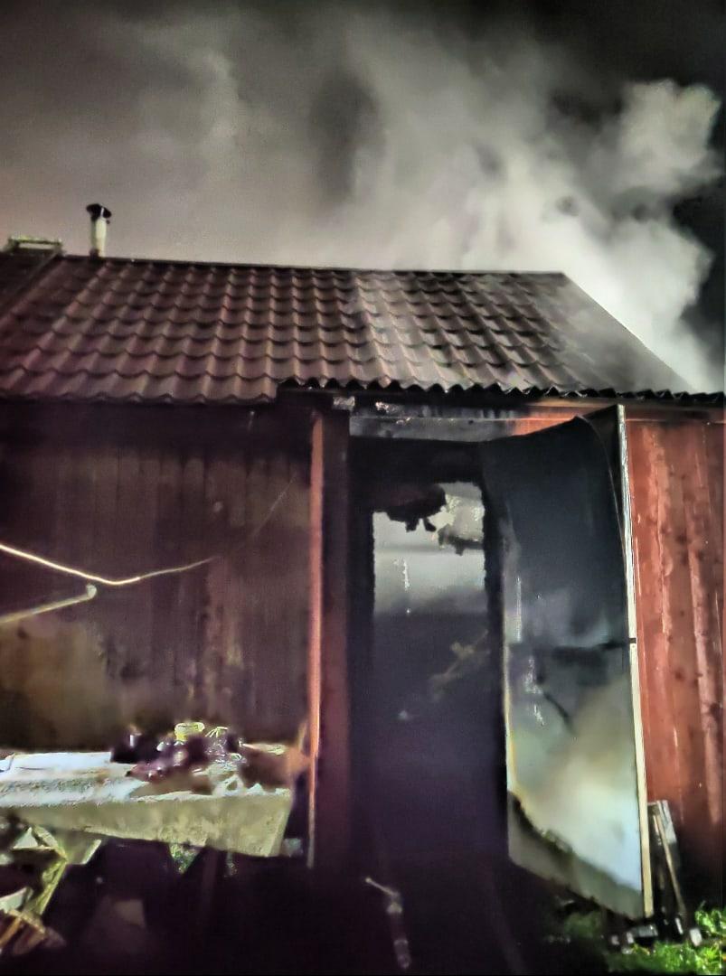 92-летний мужчина сгорел в бане в Тверской области