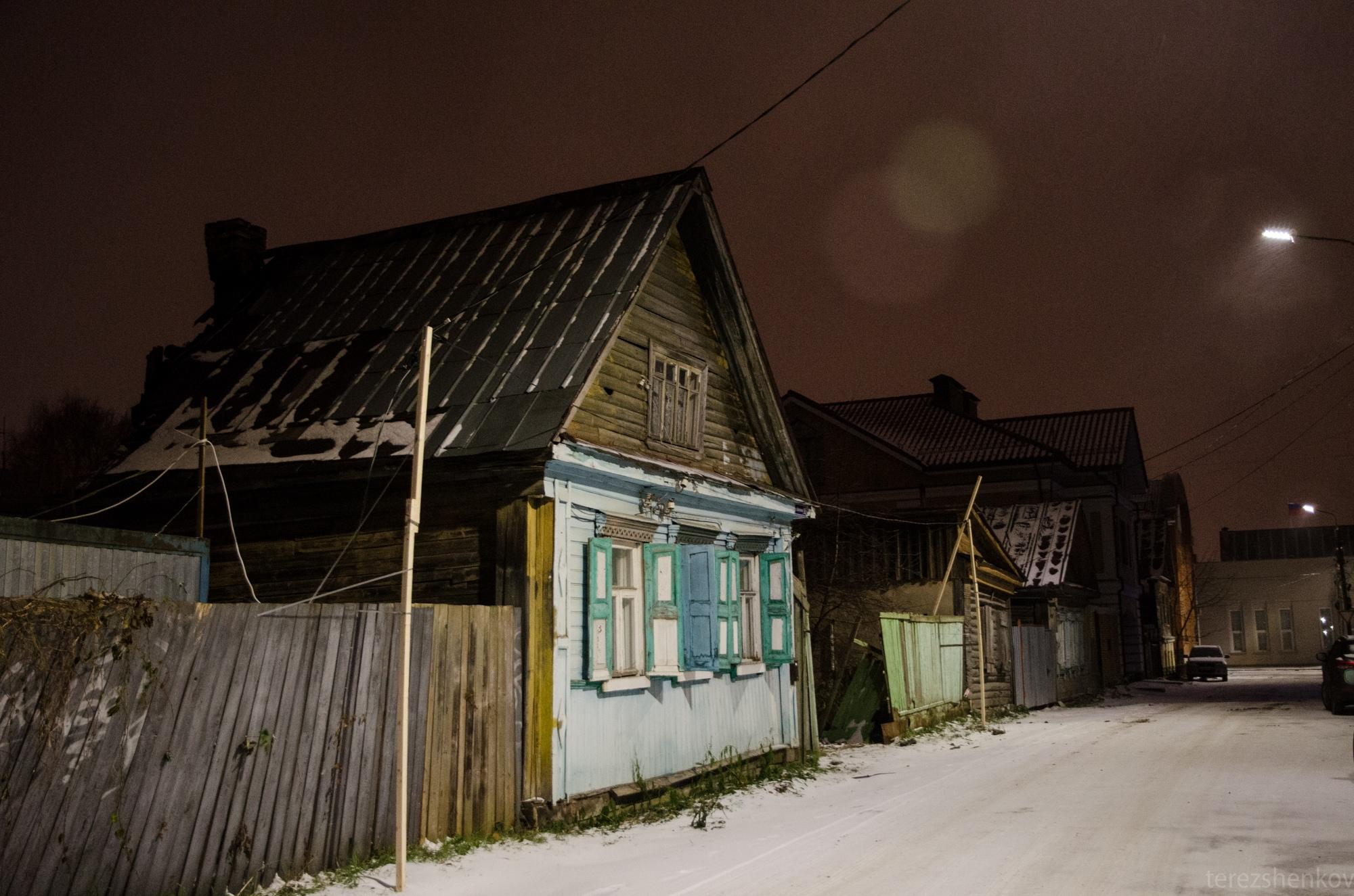 В историческом центре Твери сносят старинный дом